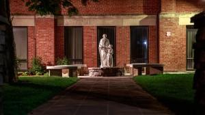 St Joseph Centennial Prayer Garden