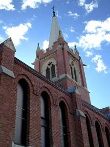 St. Joseph Church, Calgary