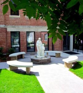 St. Joseph Centennial Prayer Garden