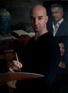 Contemporary Realist Painter Martinho Correia