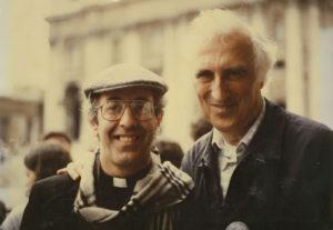 Henri Nouwen and Jean Vanier. By permission of the Henri Nouwen Legacy Trust