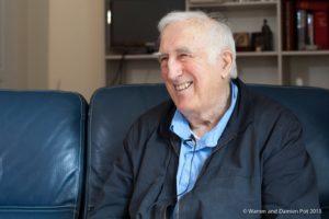 Jean Vanier. Photo by Warren Pot
