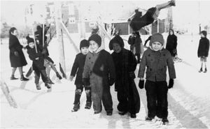 St. Albert Residential School; from the General Synod Archives, Anglican Church of Canada:P75-103-S7-292